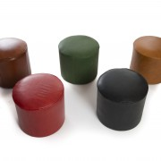 Pouf en cuir : choisissez votre couleur