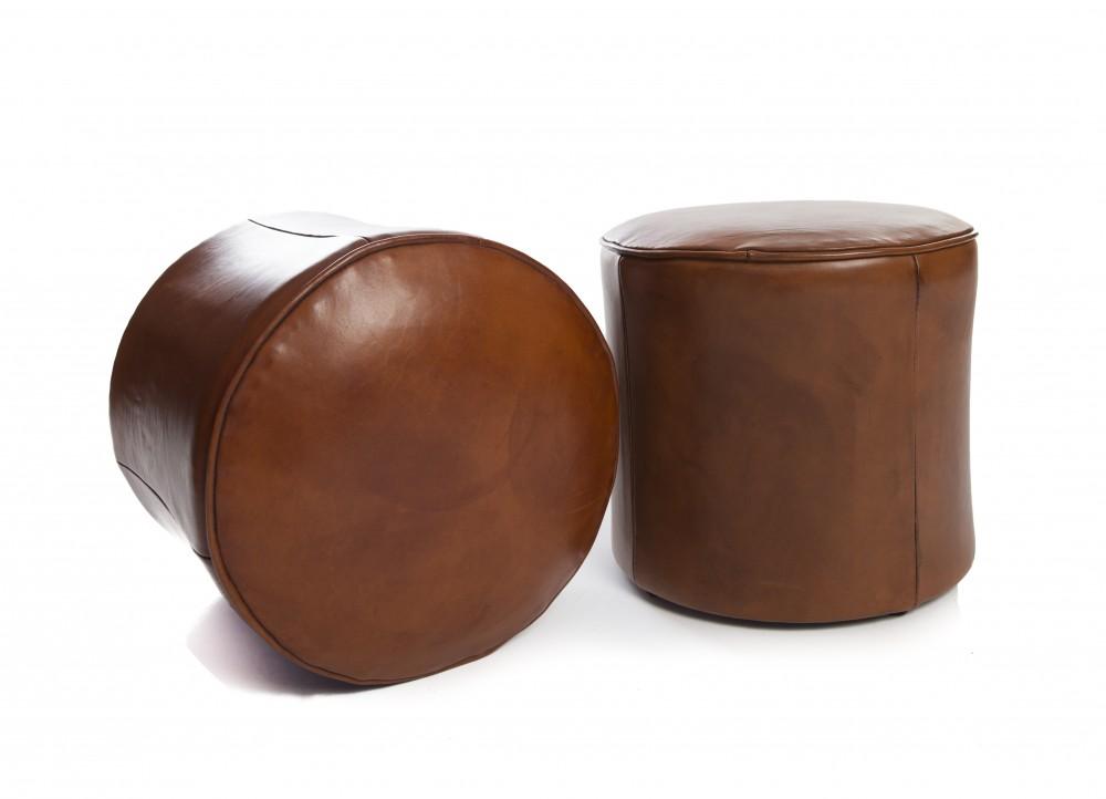 pouf en cuir catalogue. Black Bedroom Furniture Sets. Home Design Ideas