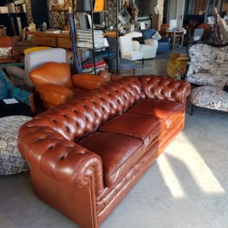 Chesterfields Marron